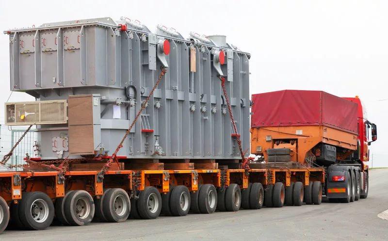 Перевозка крупногабаритных грузов из Китая