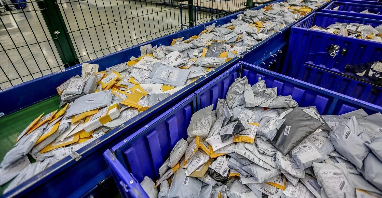 Доставка посылок из Китая в Россию