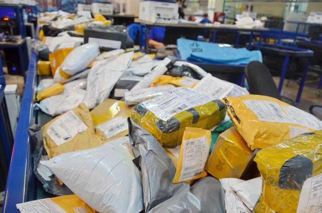 Доставка посылок из Китая в Москву