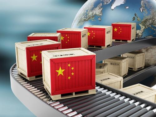 Доставка электроники из Китая в Россию