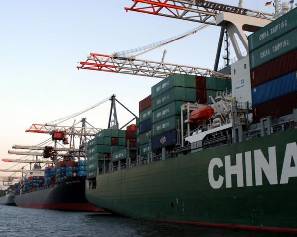 Доставка морем из Китая