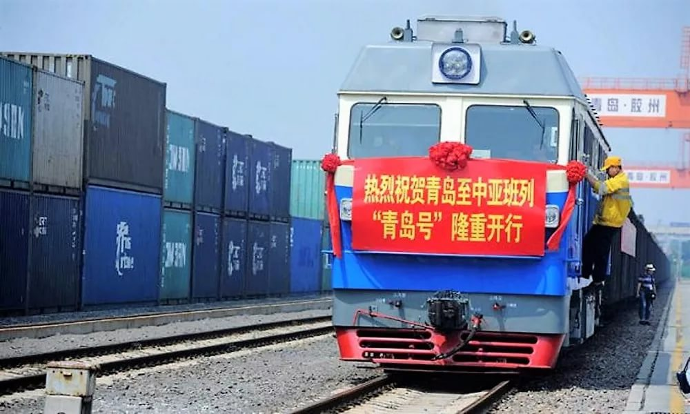ЖД перевозки грузов из Китая