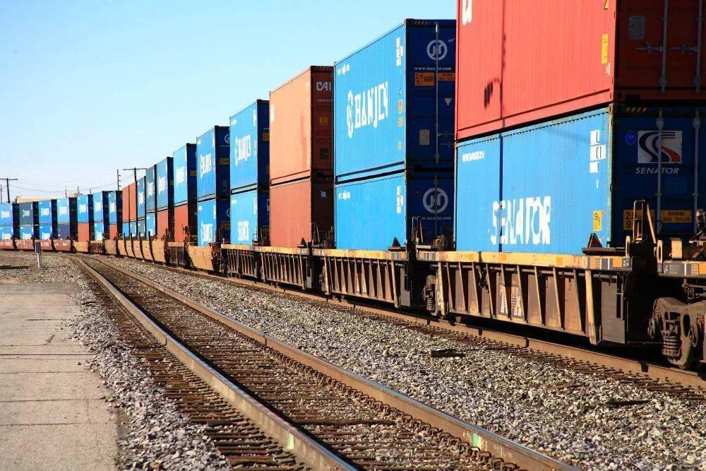 Железнодорожные перевозки из Китая в Россию и Москву